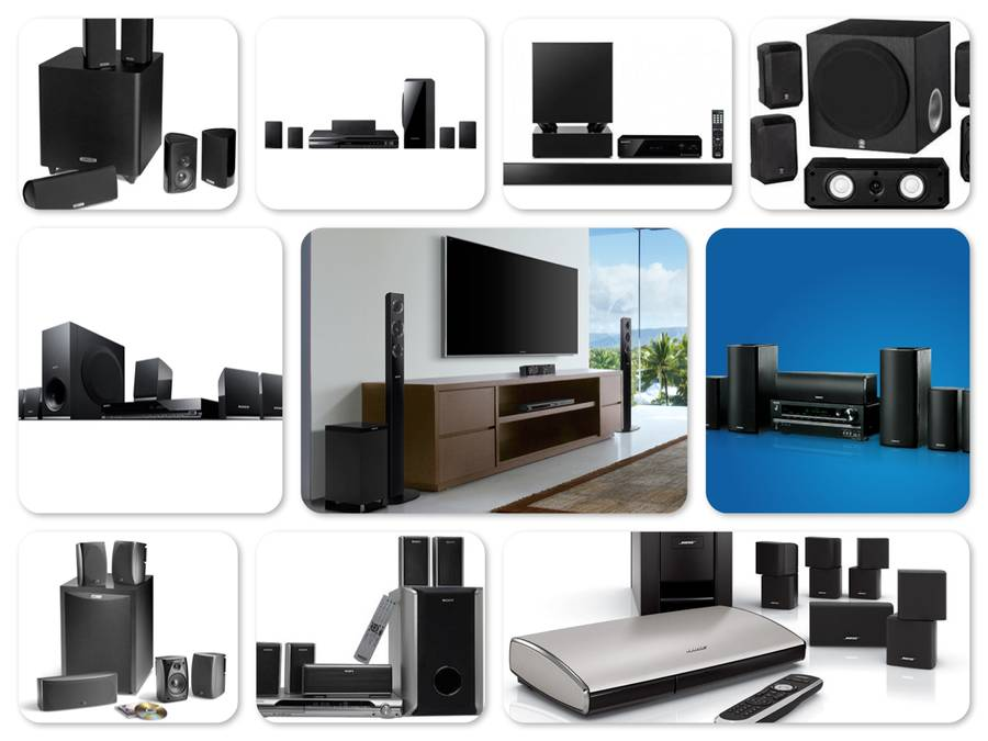 Reviews of Top 10 Home Theater Systems