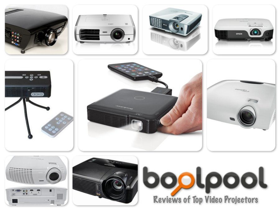 Reviews of Top 10 Most Popular Video Projectors