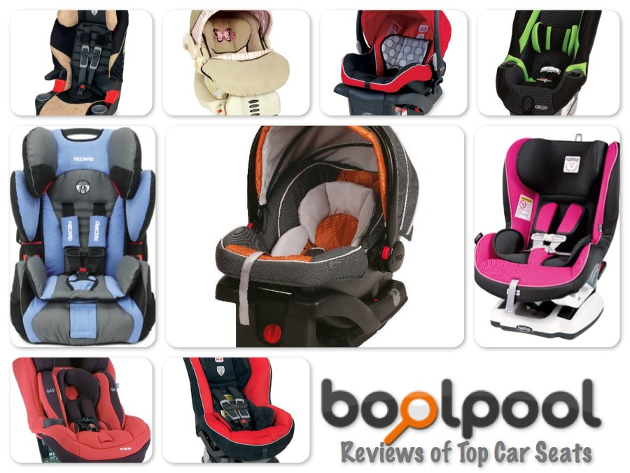 Reviews of Top 15 Car Seats - Side by Side Comparison