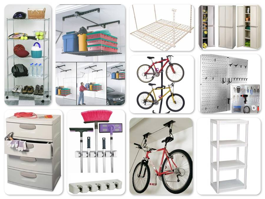 Reviews of Top 10 Garage and Home Organizers for Clutter Free Living