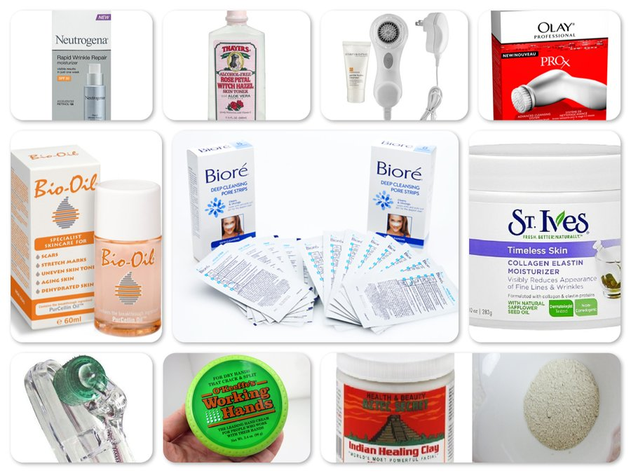 Reviews of Top 10 Most Popular Skin Care Products - Get Beautiful Glowing Skin