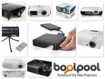 Reviews of Top 10 Most Popular Video Projectors