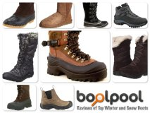 Reviews of Top 10 Winter and Snow Boots for Women and Men