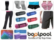 Reviews of Top 10 Most Popular Yoga Items
