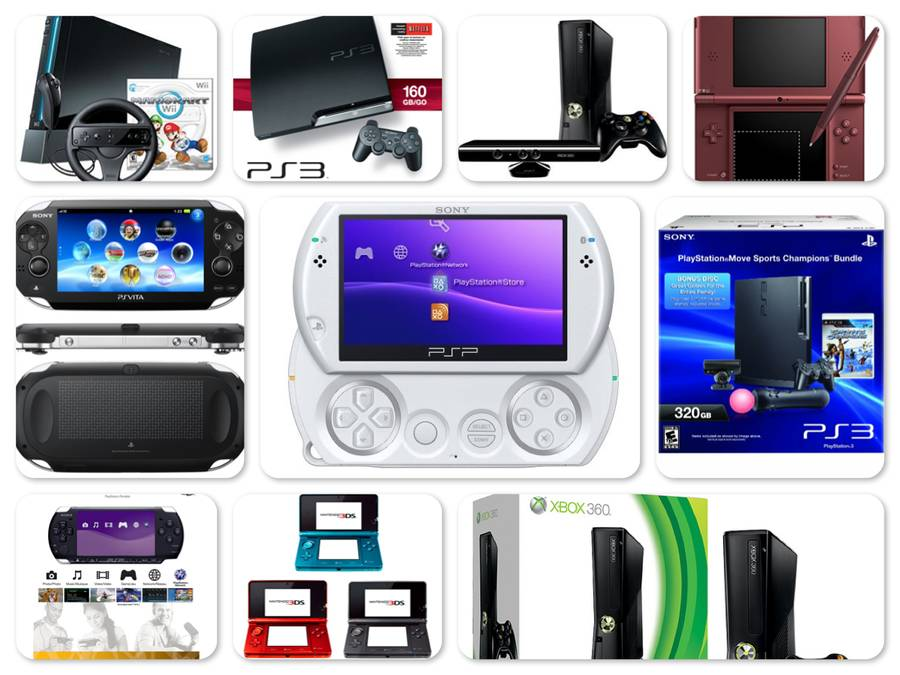 Reviews of Top 10+ Video Game Consoles and Handheld Gaming Devices