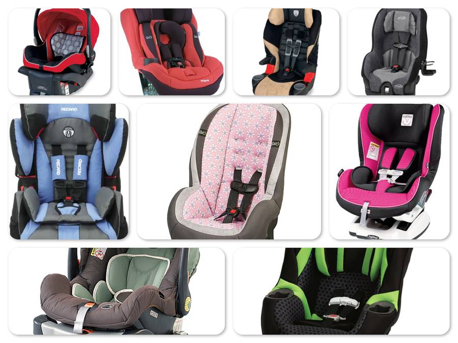 Reviews of Top 15 Car Seats
