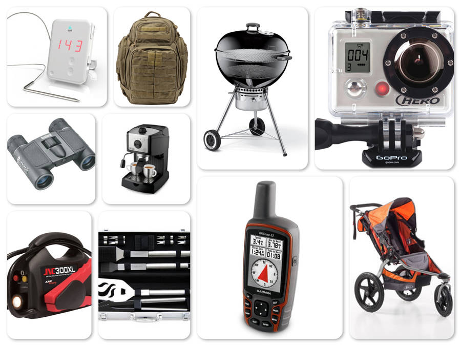 Reviews of Top 10 Gift Ideas for Outdoor and Adventure Loving Dads