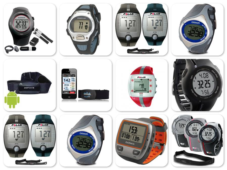 Reviews of Top Rated Heart Rate Monitors