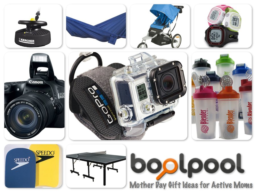 Reviews of Top 15 Mother's Day Gift Ideas for Active and Outdoorsy Moms