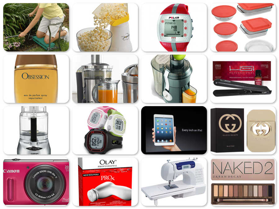 Top 30 Mother's Day Gift Ideas - Reviews of Top 10 Hair Styling Items - Care for Hair!
