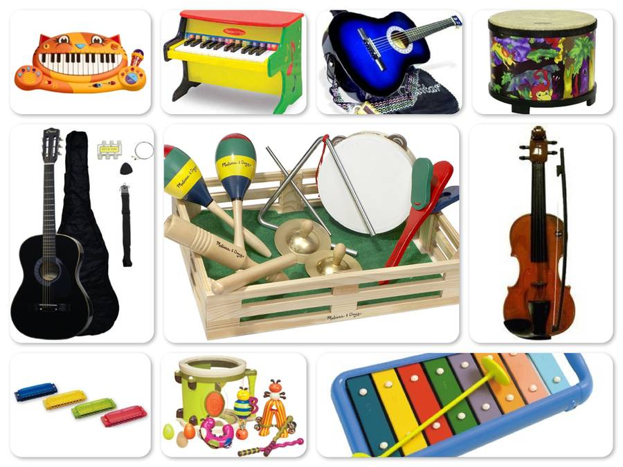 Reviews of Top 10 Musical Instruments for kids