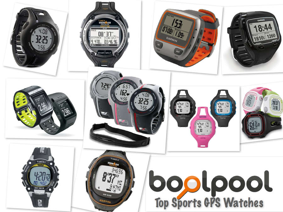 Reviews of Top 10 Sports GPS Watch - Side by Side Comparison - Reviews of Top Rated Heart Rate Monitors
