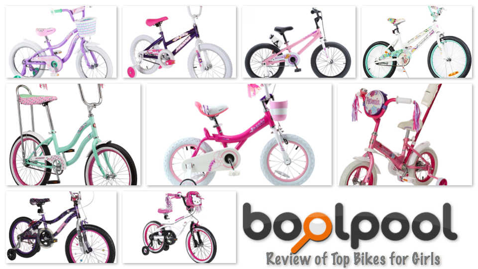 Top 10 Girl's Bikes
