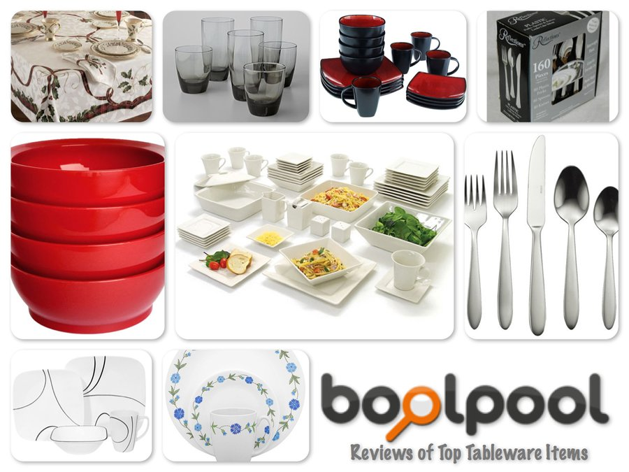 Reviews of Top 10 Tableware Items
