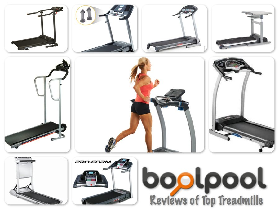Reviews of Top 10 Most Popular Treadmills - Reviews of Top 10 Exercise Equipment - Get Fit and Healthy!