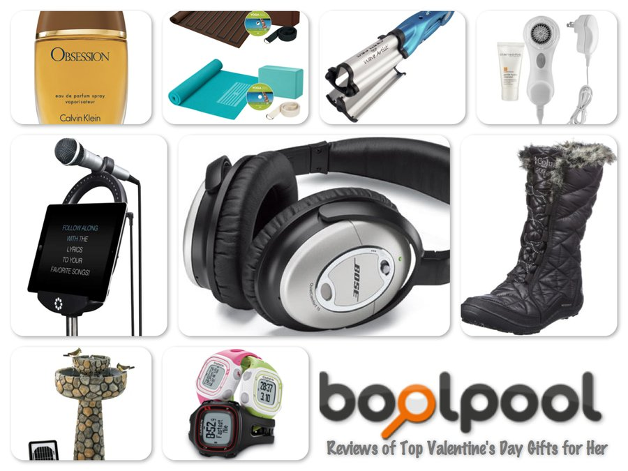Top 20 Most Popular Valentine's Day Gifts for Her  - Reviews of Top Apple Products - Be Cool! Look Cool! Work Smart!