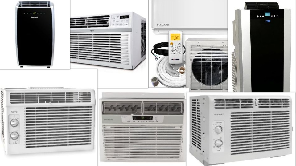 Top 8 Air Conditioners