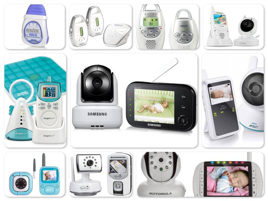 Reviews of Top 10 Baby Monitors - Get Peace of Mind - Reviews of Top 10+  Items for Baby Nursery - Happy Baby, Happy Parents!