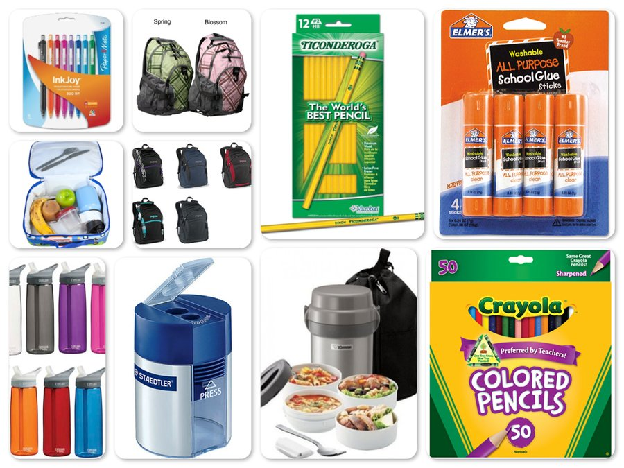 Reviews of Top 10 Back to School Supplies - Get Ready for New School Year
