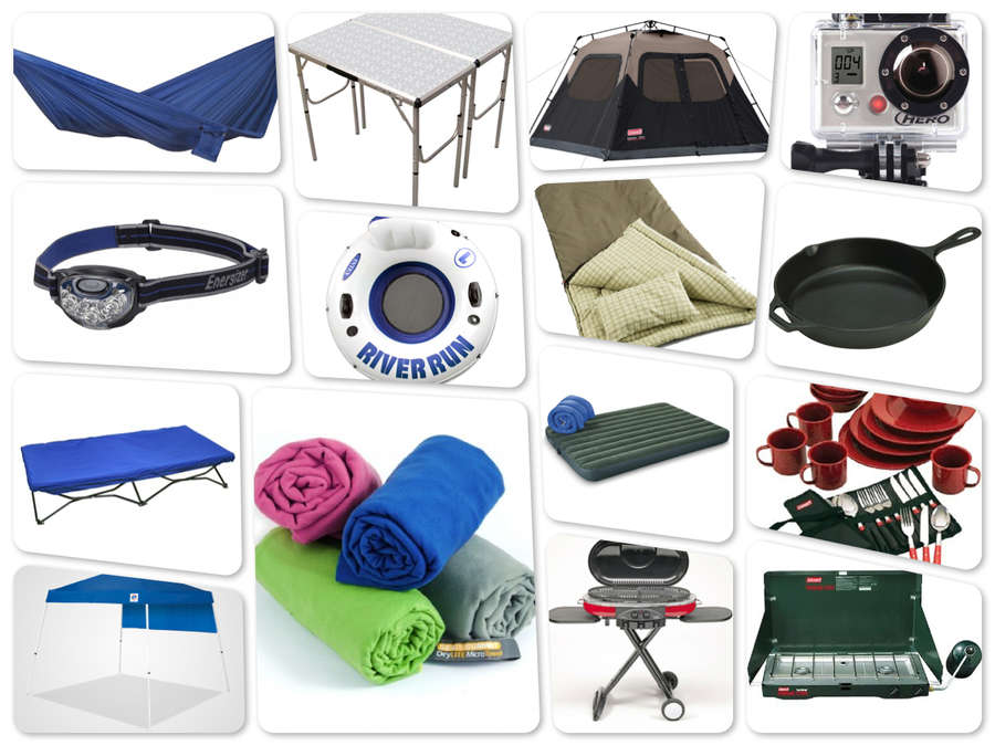 Reviews of Enjoy your Summer Camping Trips with these Top 20+ Camping and Hiking Supplies - Reviews of Top 10 Fishing Gears - Go Fishing!