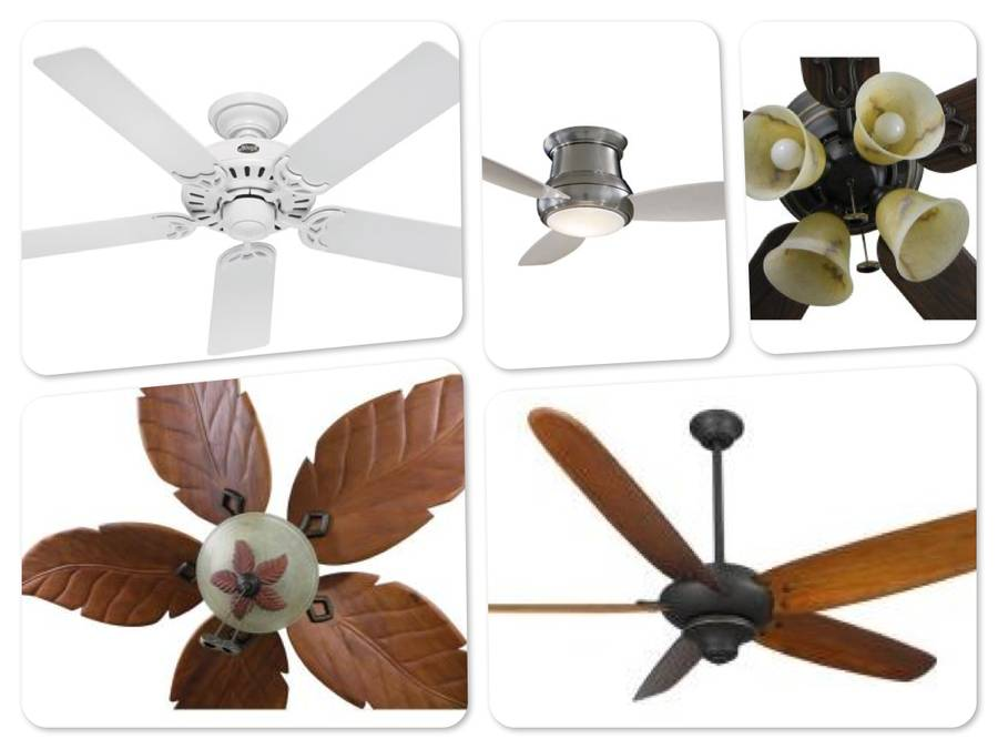 Reviews of Top 5 Ceiling Fans - Beat The Heat This Summer! Get Some Cool Breeze