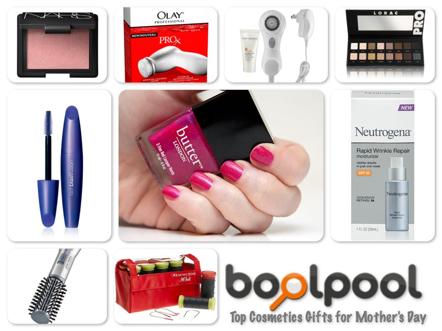 Reviews of Top 10 Cosmetics and MakeUp Gifts for Mother's Day