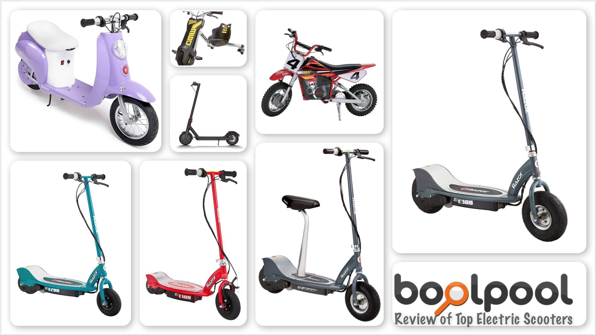 Top 8 Electric Scooters
