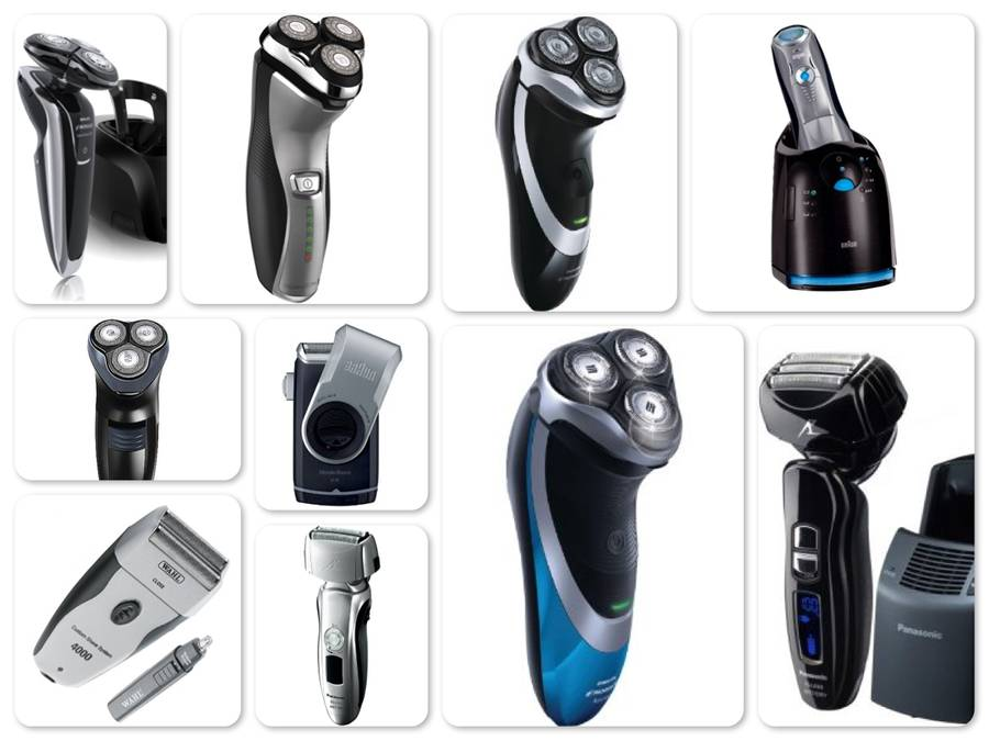 Reviews of Top 10 Electric Shavers - Enjoy Shaving!