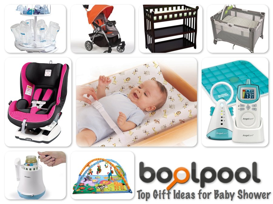 Reviews of Top 20 Gift Ideas for Baby Shower