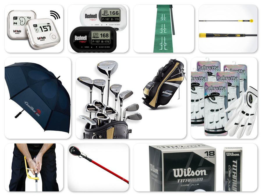 Reviews of Top 10 Golf Items - Play Your Best Game! - Reviews of Top 10 Soccer Items - Get Ready for Your Best Soccer Game!