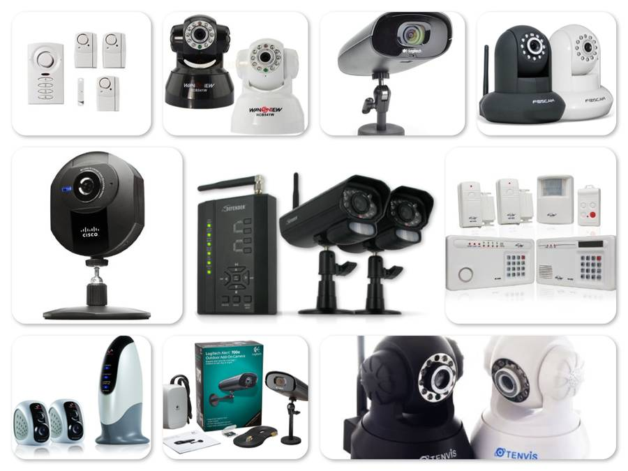 Top security camera systems for home