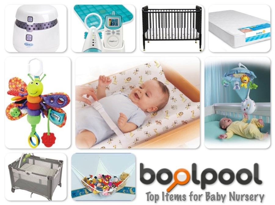 Reviews of Top 10+  Items for Baby Nursery - Happy Baby, Happy Parents!