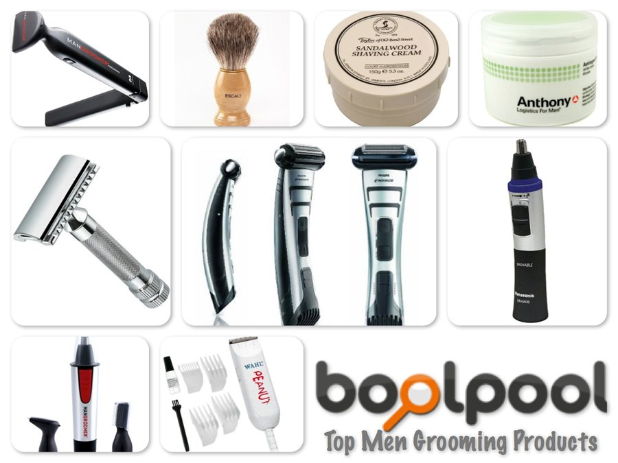 Reviews of Top 10 Men's Grooming Products - Look your best this Valentine's day