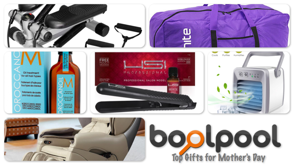 Top 10 Mother's Day Gift Ideas for busy moms