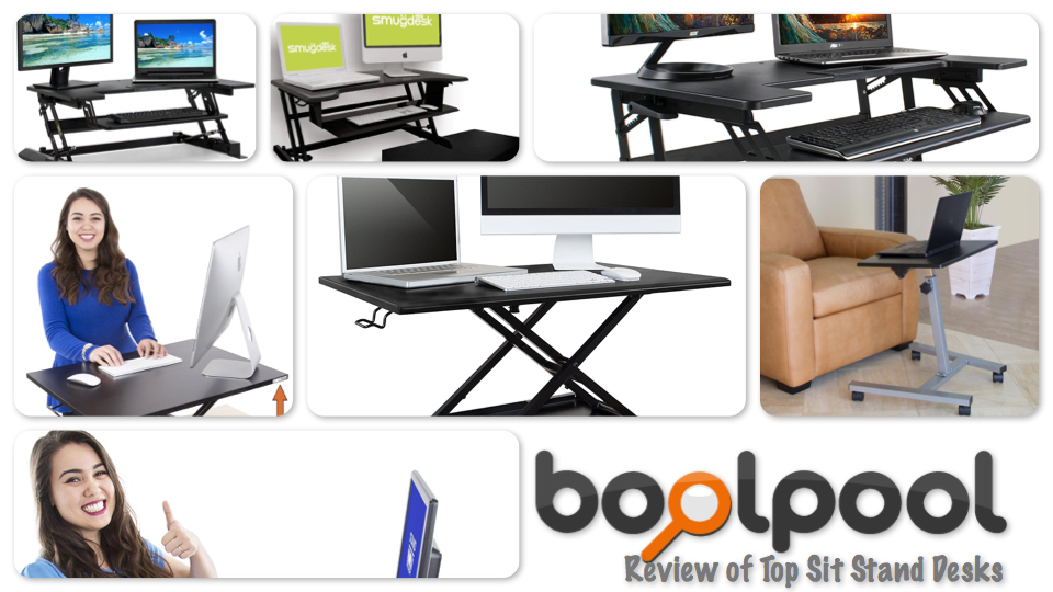 Top 6 Sit to Stand Desk Converter