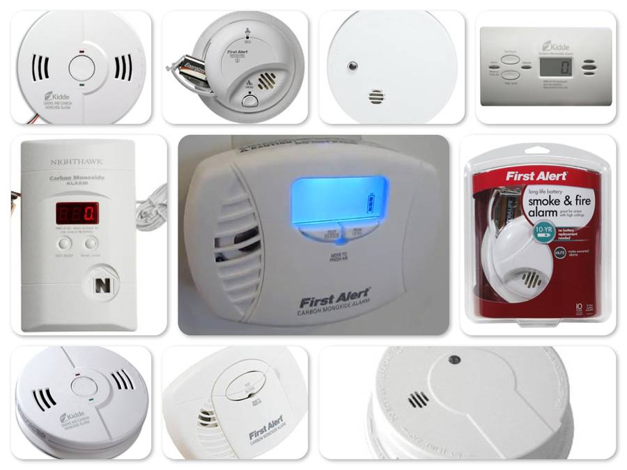 Top 10 Smoke and Carbon Monoxide (CO) Detectors