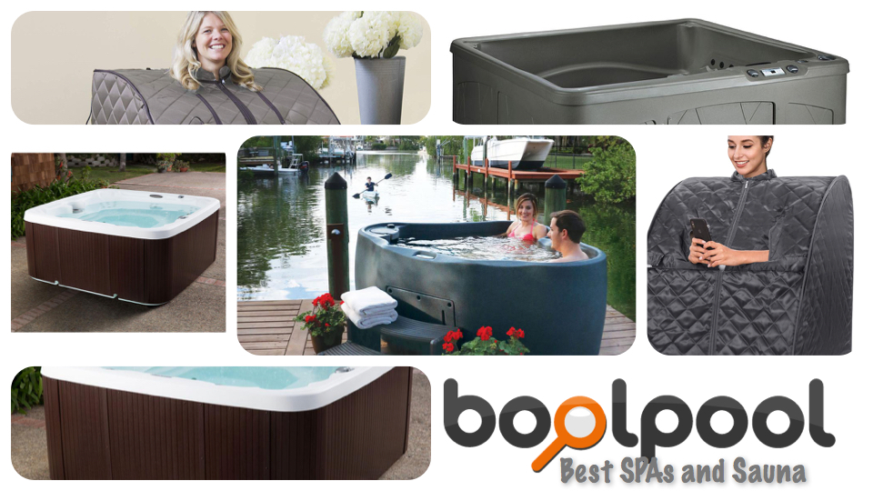Top 6 Best Portable Hot Tubs and Saunas