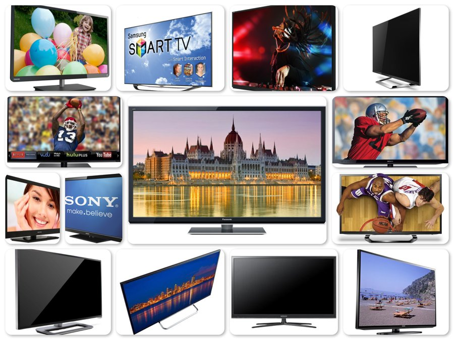 Reviews of Top 10+ Televisions - LCD, LED & Plasma TVs