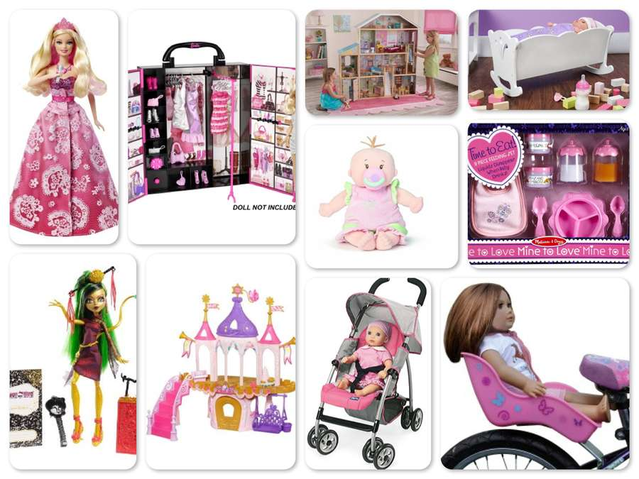 Reviews of Top 10 Dolls and Accessories