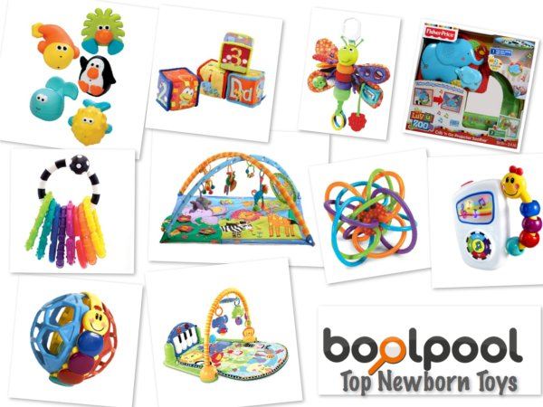 Reviews of Top 10 Newborn Toys - Side by Side Comparison