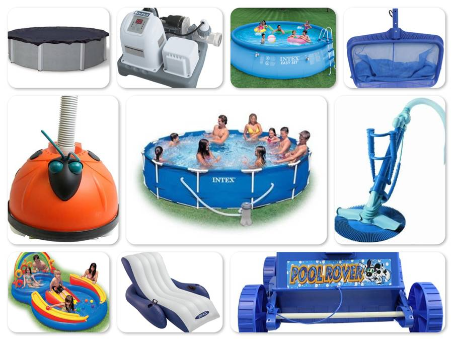 Enjoy your summer! Reviews of Top 10 Swimming Pools and Accessories