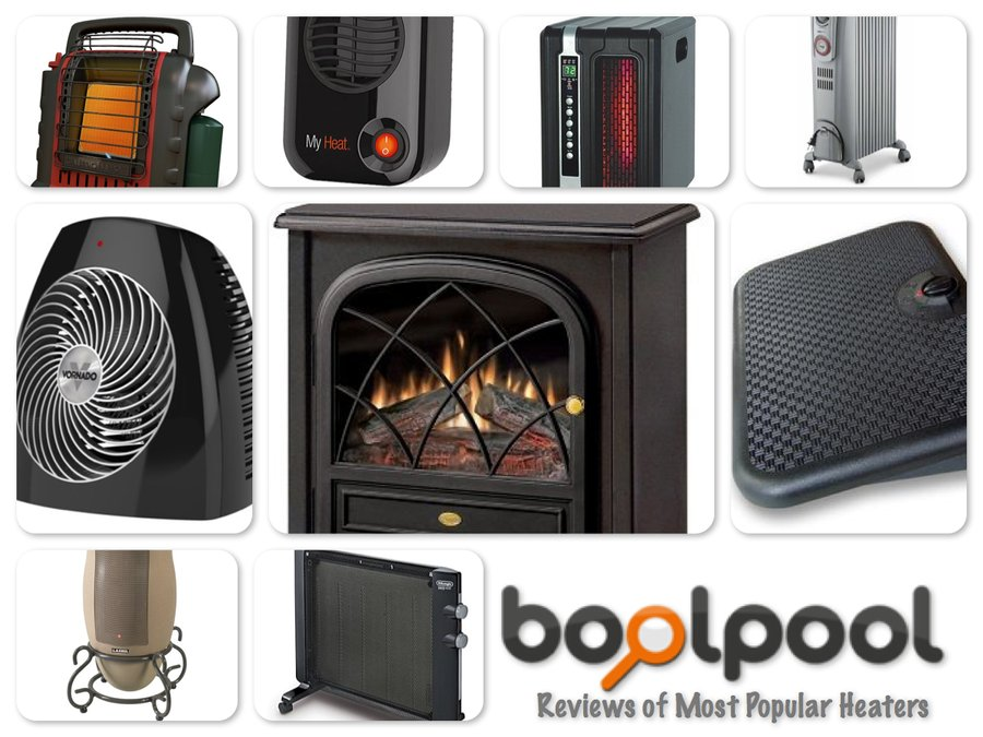 Reviews of 10 Most Popular Heaters - Stay Warm and Cozy in Winters