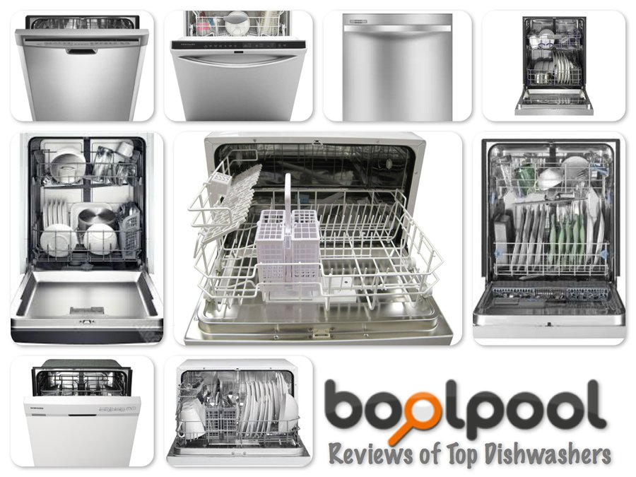 Reviews of Top 10 Dishwashers