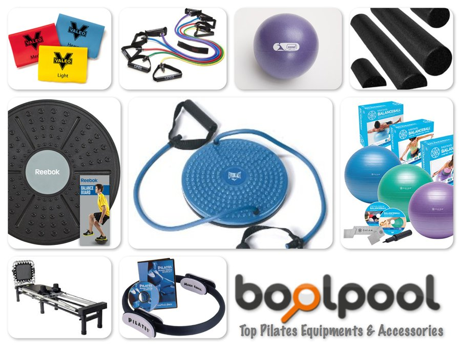 Reviews of Top 10 Pilates Equipments & Accessories