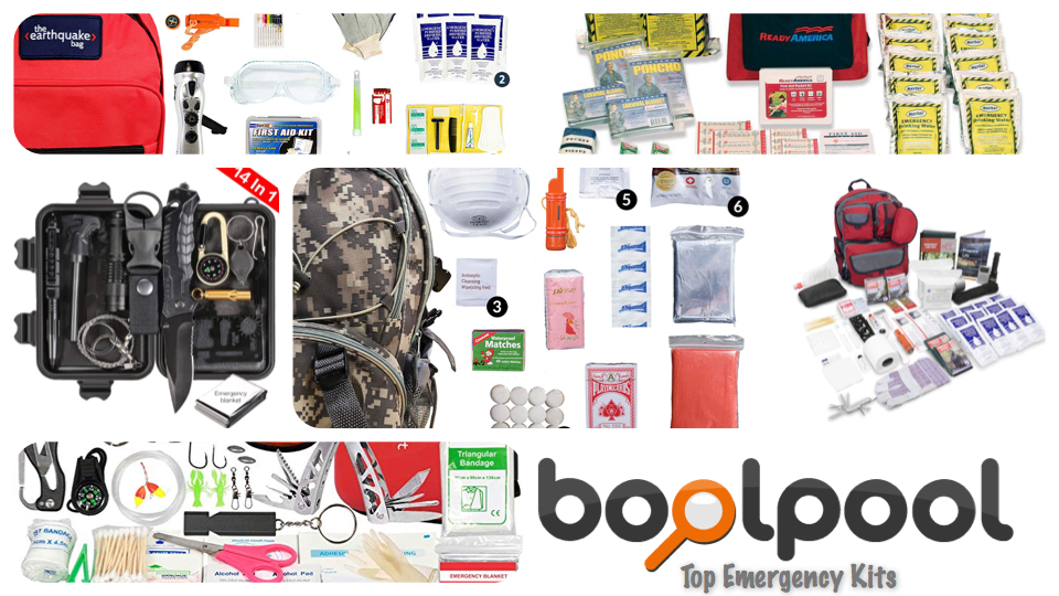 Best Emergency and Survival Kits