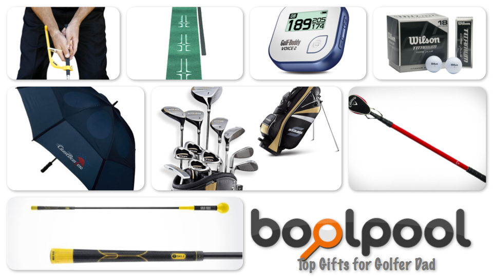 Top 10 Gifts for Golfer Dad