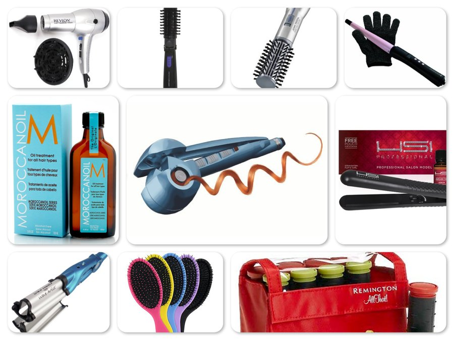 Reviews of Top 10 Hair Styling Items - Care for Hair!