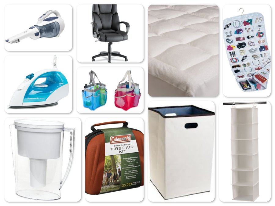 Reviews of Top 10 Essential Items for College Dorms