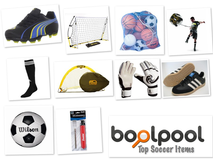Reviews of Top 10 Soccer Items - Get Ready for Your Best Soccer Game!