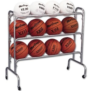 SSG/BSN 12 Ball Wide Body Ball Cart - Reviews of Top 10 Soccer Items - Get Ready for Your Best Soccer Game!